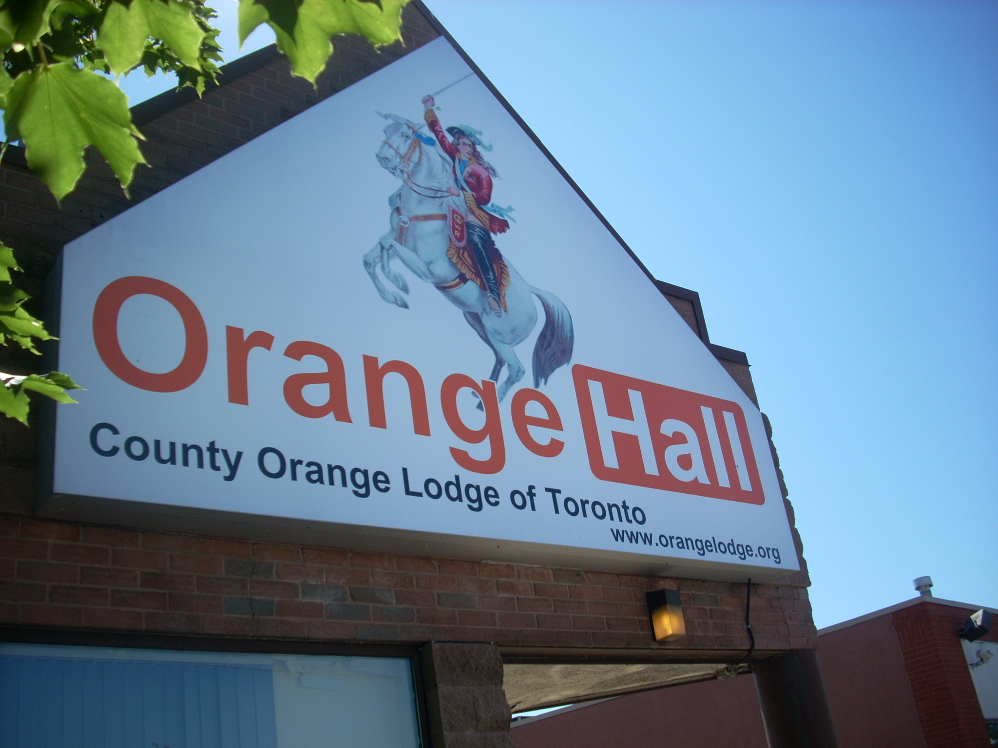 The House of Orange